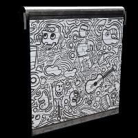 Doodle Garage Door