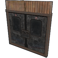Old Subway Doors