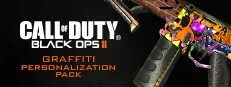 Call of Duty®: Black Ops II - Graffiti MP Personalization Pack