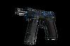 StatTrak™ CZ75-Auto | Poison Dart (Minimal Wear)