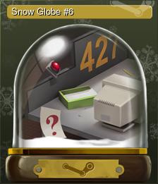 Snow Globe #6