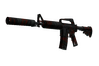 StatTrak™ M4A1-S | Blood Tiger (Field-Tested)