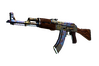 StatTrak™ AK-47 | Case Hardened (Battle-Scarred)