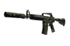 M4A1-S | Boreal Forest (Well-Worn)
