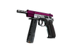 CZ75-Auto | The Fuschia Is Now (Minimal Wear)