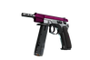 StatTrak™ CZ75-Auto | The Fuschia Is Now (Field-Tested)