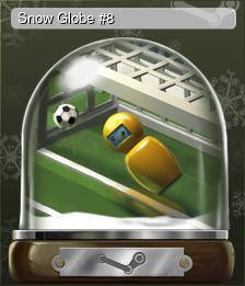 Snow Globe #8 (Foil)
