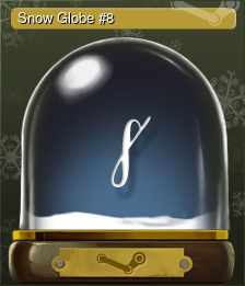 Snow Globe #8