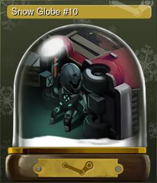 Snow Globe #10