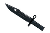 ★ StatTrak™ M9 Bayonet | Night (Well-Worn)