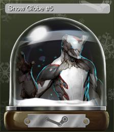Snow Globe #5 (Foil)