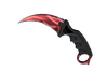 ★ StatTrak™ Karambit | Slaughter (Field-Tested)