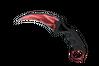 ★ StatTrak™ Karambit | Slaughter (Field-Tested)