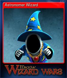 Astronomer Wizard