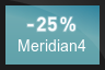 25% OFF Meridian4