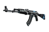 StatTrak™ AK-47 | Vulcan (Battle-Scarred)