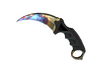 ★ Karambit | Case Hardened (Minimal Wear)