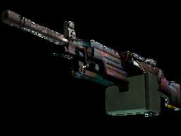 StatTrak™ M249 | Magma