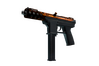 Tec-9 | Red Quartz (Field-Tested)