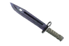 ★ StatTrak™ Bayonet | Blue Steel (Field-Tested)