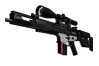StatTrak™ SCAR-20   Cyrex (Minimal Wear)