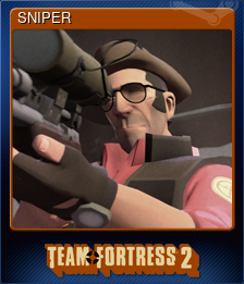Team fortress 2 trading card list