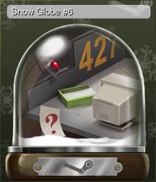 Snow Globe #6 (Foil)