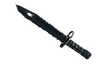 ★ StatTrak™ Bayonet | Night (Battle-Scarred)
