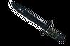 ★ StatTrak™ Bayonet | Night (Battle-Scarred)