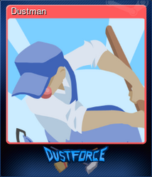 Dustman (Коллекционная карточка)