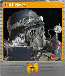 Reich Heavy (Металлическая)