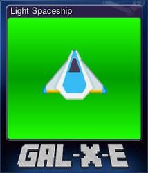Light Spaceship