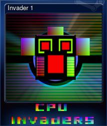 Invader 1