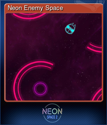 Neon Enemy Space