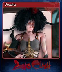 Deadra (Коллекционная карточка)