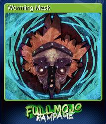 Wormling Mask