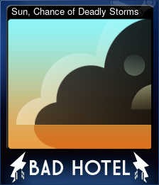 Sun, Chance of Deadly Storms