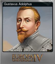 Gustavus Adolphus (Металлическая)