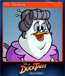 Ms. Beakley