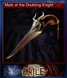 Mark of the Doubting Knight