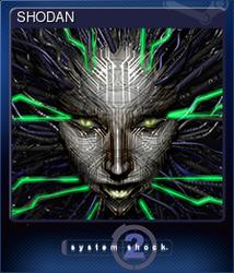 SHODAN (Коллекционная карточка)