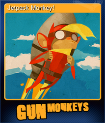 Jetpack Monkey!