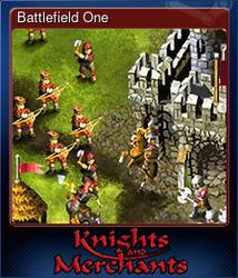 Battlefield One (Коллекционная карточка)