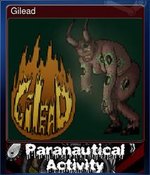Gilead (Коллекционная карточка)