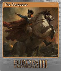 The Conqueror (Металлическая)
