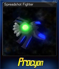 Spreadshot Fighter