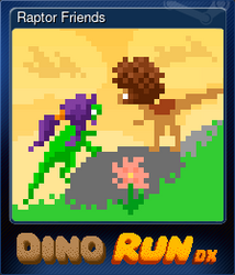 Raptor Friends