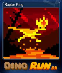 Raptor King