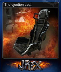 The ejection seat