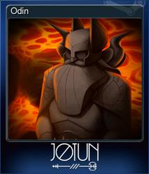 Odin (Коллекционная карточка)